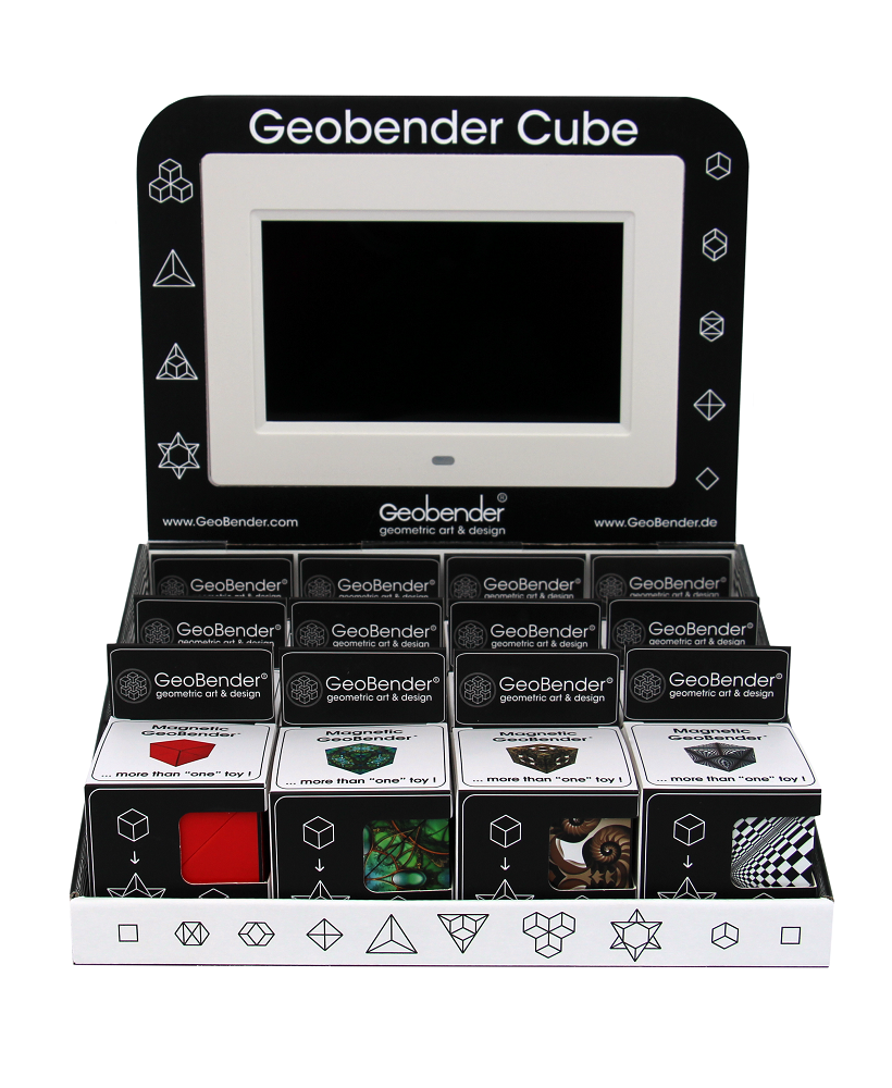 GeoBenders, bordsdisplay